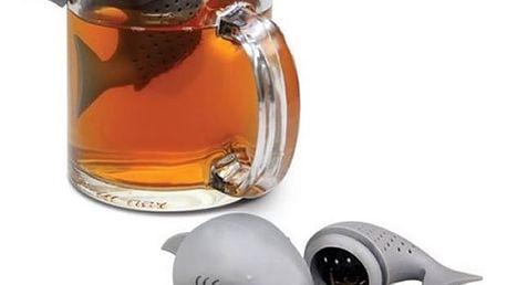 Vychutnejte si svůj šálek čaje s originálním čajovým sítkem - drobnost, která potěší i vaše blízké.