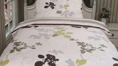 Jahu Bavlněné povlečení Exclusive Belli T3, 140 x 200 cm, 70 x 90 cm