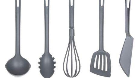 Banquet Sada kuchyňského náčiní Culinaria Grey, 5 ks