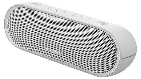Sony SRS-XB20, bílá - SRSXB20W.CE7