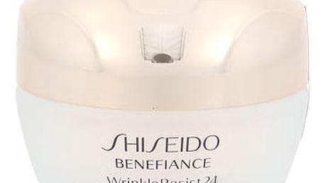 Shiseido Benefiance Wrinkle Resist 24 50 ml noční pleťový krém W