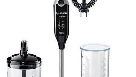 Ponorný mixér Bosch Ergomix MSM67170 černý/šedý + Doprava zdarma
