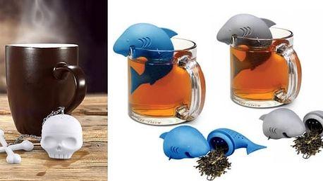 1. Mr. Tea, Král čaje - originální čajové sítko. Vychutnejte si svůj šálek čaje. Drobnost, která potěší i vaše blízké.