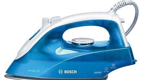 Žehlička Bosch Sensixx TDA2610 modrá