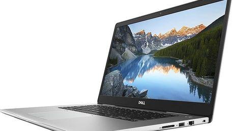 Dell Inspiron 15 (7570), stříbrná - N-7570-N2-511S