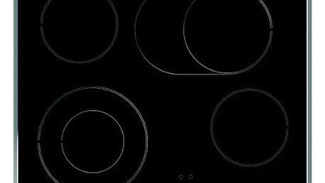 Sklokeramická varná deska Gorenje Essential ECT620X černá