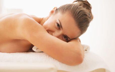 Masáž zad a šíje pro ženy s magnetoterapií