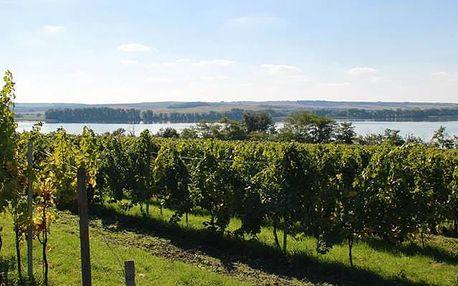 Lednicko-valtický areál: 3denní vinařský pobyt s polopenzí