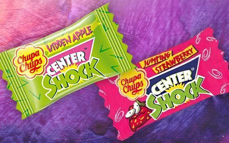 Chupa Chups Center Shock: velká balení žvýkaček