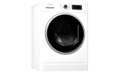 Automatická pračka se sušičkou Whirlpool WWDC 8614 bílá
