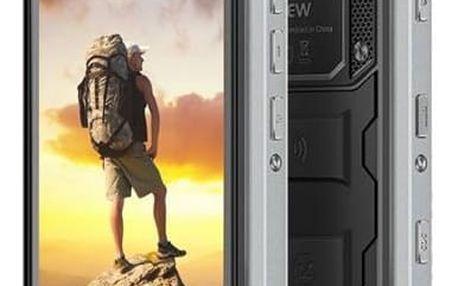 Mobilní telefon iGET BLACKVIEW BV6000 (84000136) černý Software F-Secure SAFE 6 měsíců pro 3 zařízení (zdarma) + Doprava zdarma