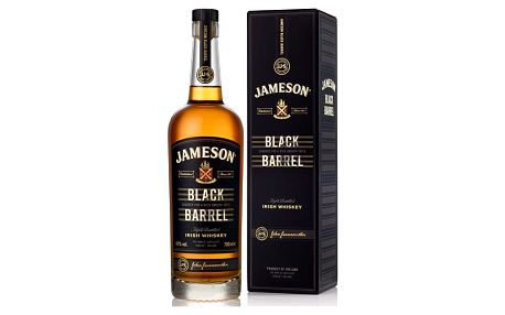 Jameson Black Barrel Irish Whisky 0,7l 40%