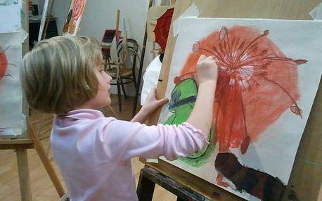 Kreslení a malování pro děti - pondělí 16-18