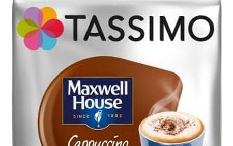 Tassimo Maxwell House Cappuccino Choco 8+8ks
