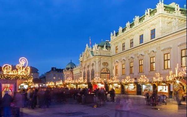 Pobyt v centru Vídně v komfortním hotelu se snídaní pro dva. Dítě do 5 let zdarma.