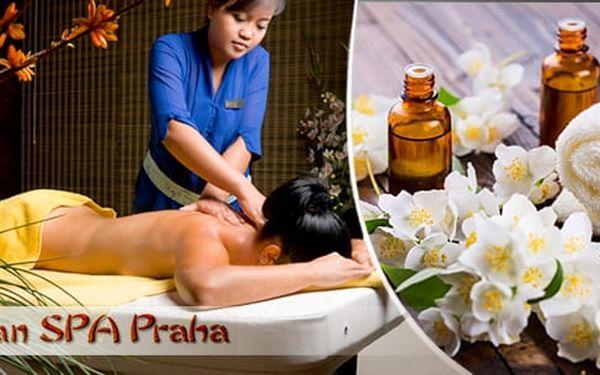 Asian SPA - thajské a čínské masáže
