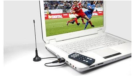 TV tuner Technaxx DVB-T Stick S6 (3587) + Doprava zdarma