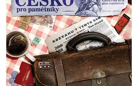 Hra Albi Česko pro pamětníky + Doprava zdarma