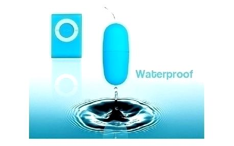 Nádherné a plně vodotěsné Hi-tech vibrační vajíčko na bezdrátové dálkové ovládání s 20-ti typy vibrací