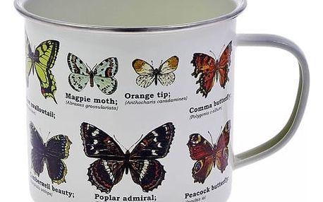 Plecháček - Motýli