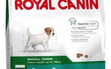 Granule Royal Canin Mini Junior 8 kg + Doprava zdarma
