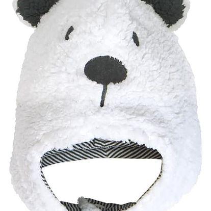 BOBOLI Zimní čepice, vel. S/50 - bílá, uni