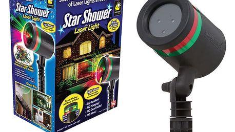 Star Shower – Laserová lampa