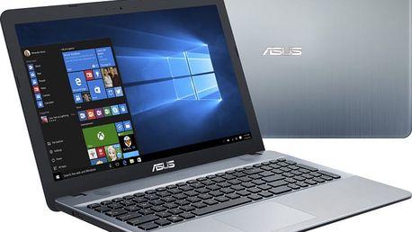 ASUS VivoBook Max X541NA, stříbrná - X541NA-GQ171T