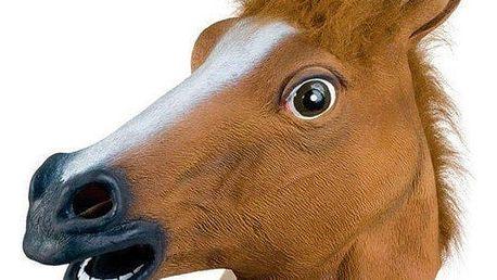 Maska koně typ 2
