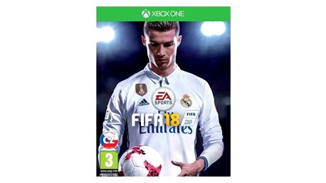 Hra EA Xbox One FIFA 18 (EAX320611)