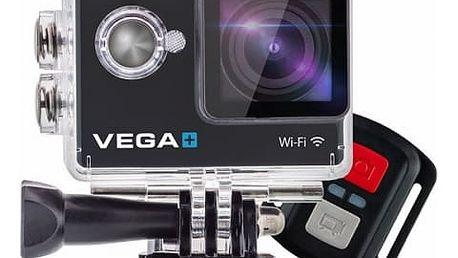 Outdoorová kamera Niceboy VEGA+ REMOTE (Vega-plus-rem) černá