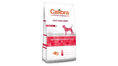 Granule Calibra Dog Hypoallergenic Adult Small Breed Chicken 7kg