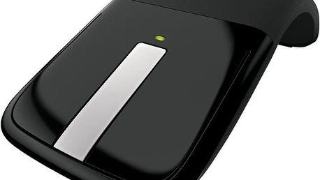 Microsoft Arc Touch Mouse, černá - RVF-00056