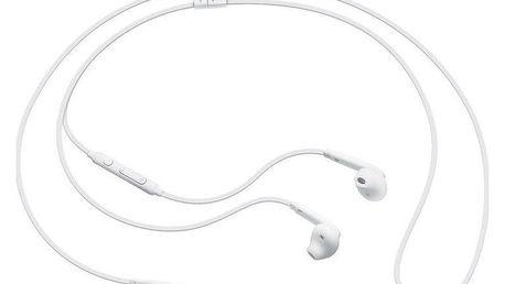 Samsung headset EO-EG920B, bílá - EO-EG920BWEGWW