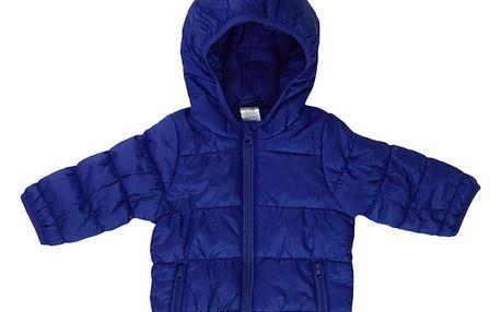 JACKY Zimní bunda OUTDOOR, vel. 98- modrá, Kluci