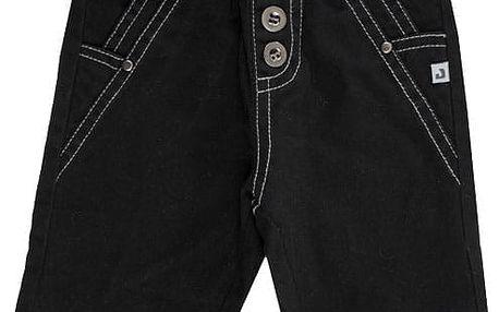 JACKY Kalhoty DOGS, vel. 86- černá, Kluci