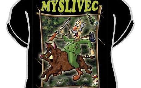 Tričko - Myslivec roku - XL