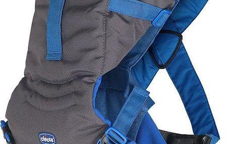 CHICCO Nosítko dětské Easy Fit - POWER BLUE