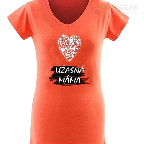Tričko dámské - Úžásná máma - M