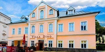 Pension Villa Dino
