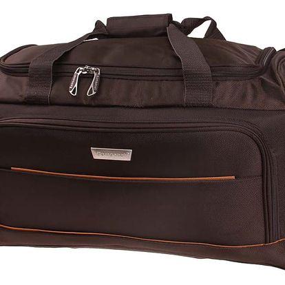 Praktická cestovní nebo sportovní taška v několika barvách