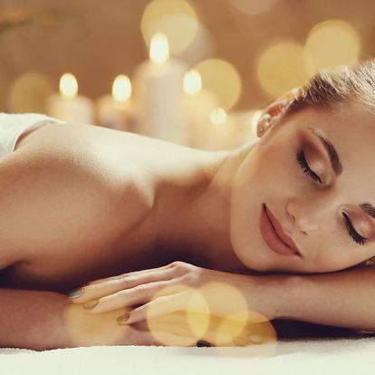 Blaho pro dámy: masáž dle výběru z 5 druhů