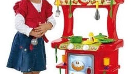 DOHANY Dětská kuchyňka Jahůdka