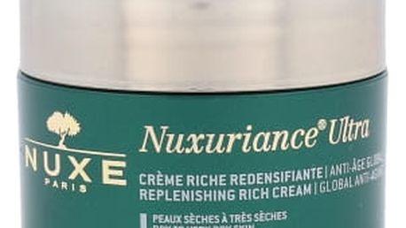 NUXE Nuxuriance Ultra Replenishing Rich Cream 50 ml denní pleťový krém proti vráskám pro ženy