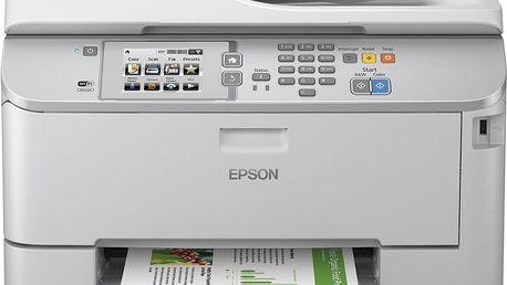 Epson WorkForce Pro WF-5620DWF - C11CD08301 + Epson C13T79014010, černá