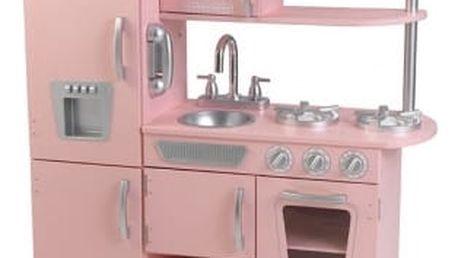 KidKraft Vintage kuchyňka Růžová