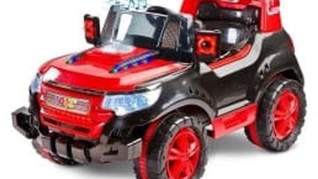 Elektrické autíčko Toyz Patrol - 2 motory red
