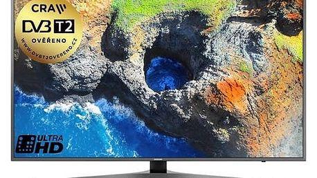 Televize Samsung UE40MU6452 titanium + Doprava zdarma