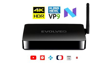 Evolveo Android Box M4 - MMBX-M4-HDR
