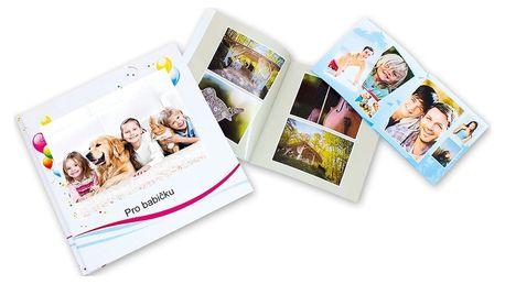 Kvalitní fotokniha s výběrem formátů a druhů vazby